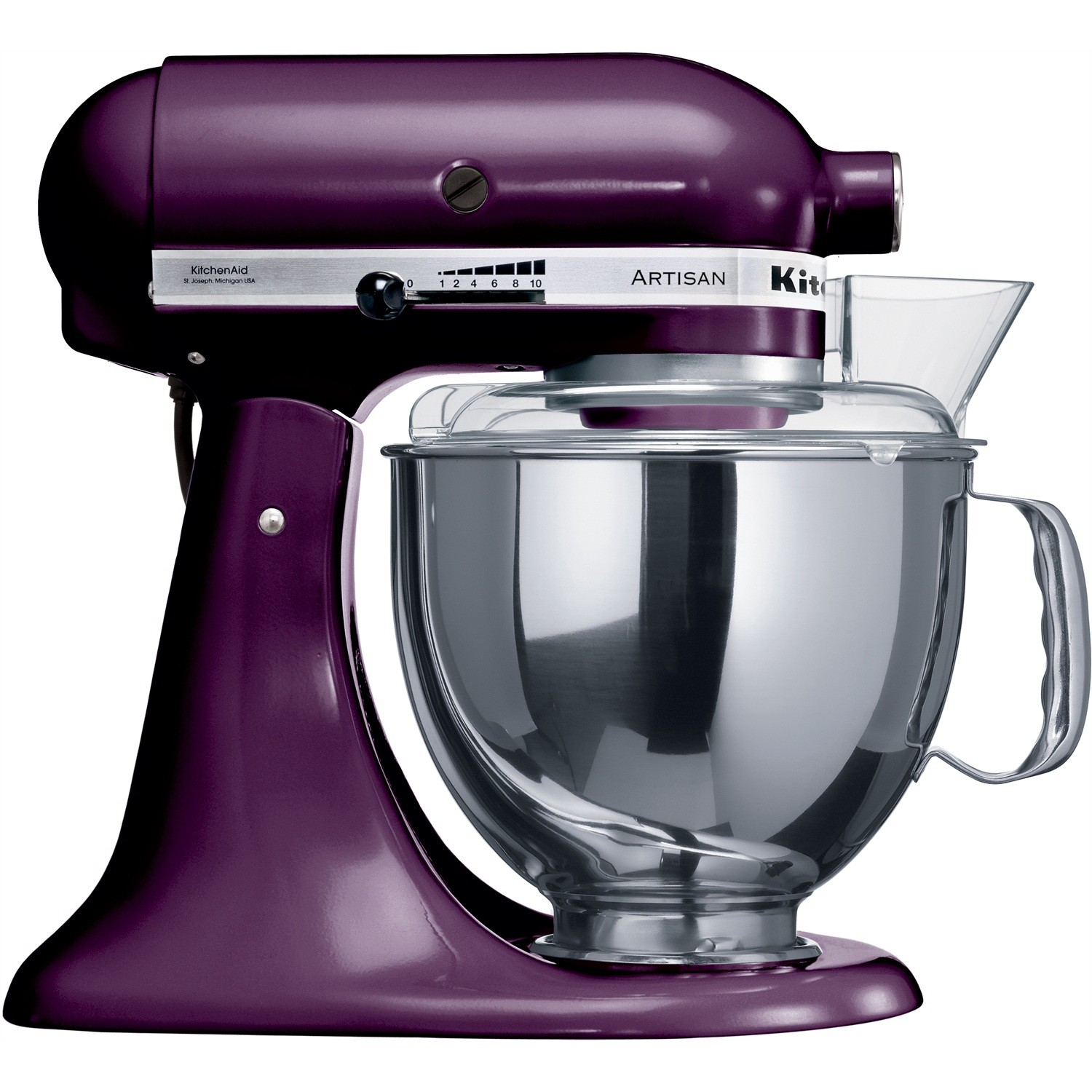 KitchenAid Artisan mixer 5KSM150PS pruim