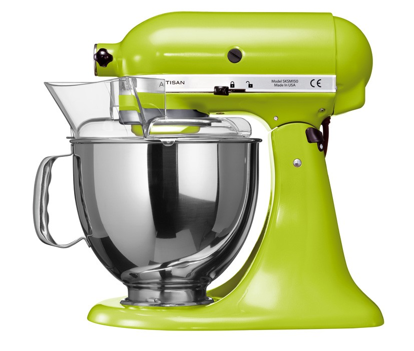 KitchenAid Artisan Mixer 5KSM150PS appelgroen