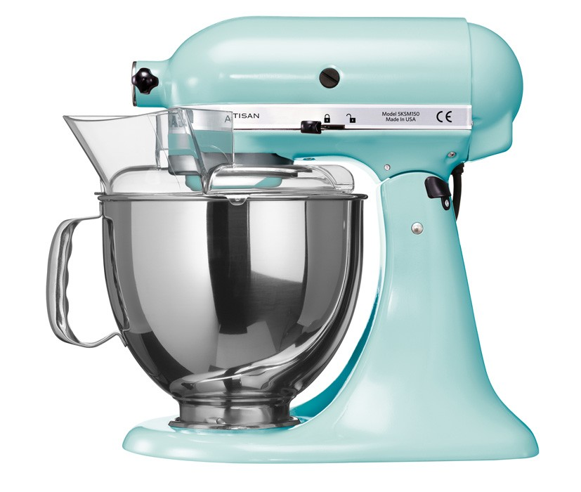 KitchenAid Artisan Mixer 5KSM150PS ijsblauw