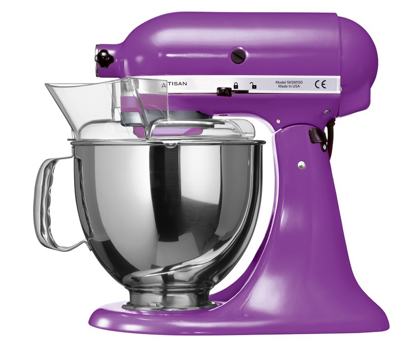 KitchenAid Artisan Mixer 5KSM150PS lila