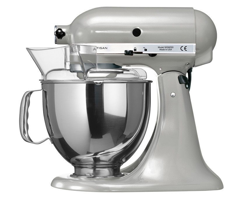 KitchenAid Artisan Mixer 5KSM150PS metaalchroom