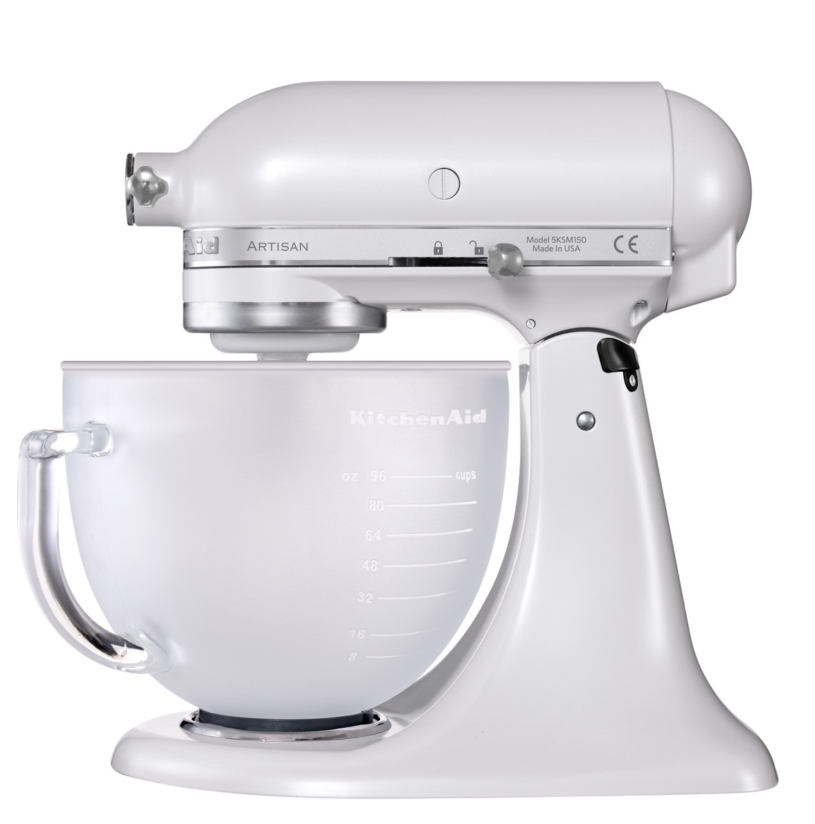 kitchenaid artisan mixer 5ksm156 fp parelmoer. Black Bedroom Furniture Sets. Home Design Ideas