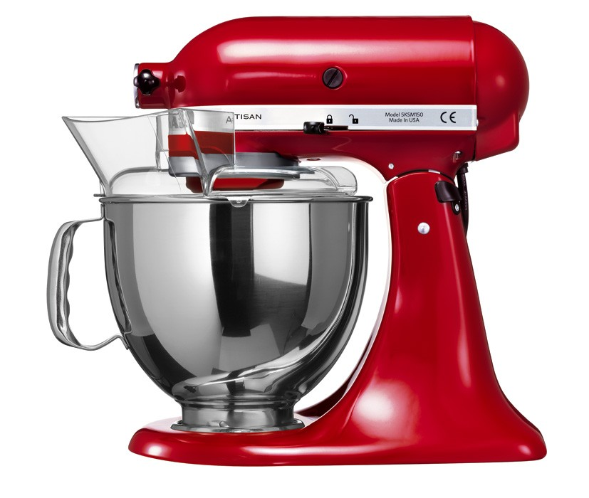KitchenAid Artisan Mixer 5KSM150PS keizerrood