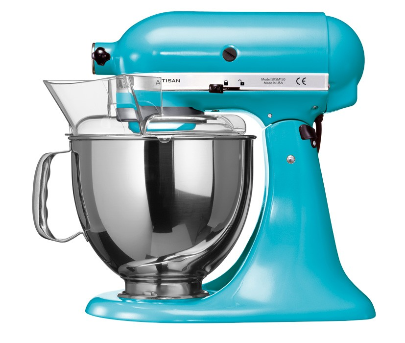 KitchenAid Artisan Mixer 5KSM150PS turkoois