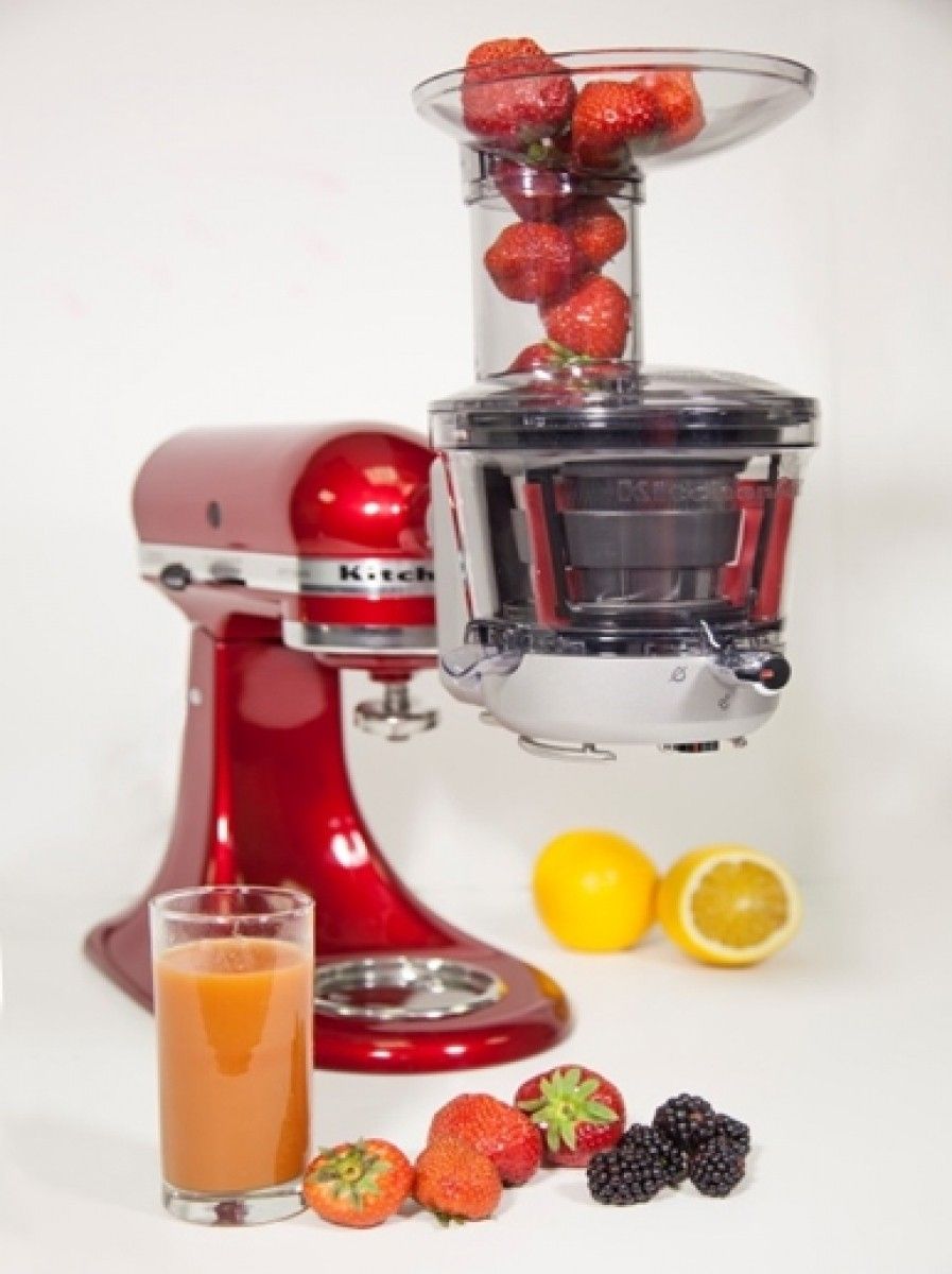 Slow Juicer Kitchenaid Review : KitchenAid Slow Juicer opzetstuk