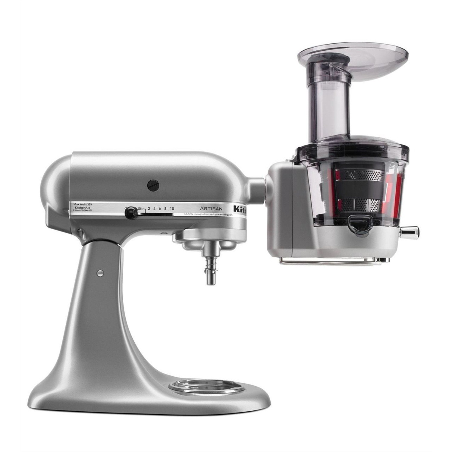KitchenAid Slow Juicer opzetstuk