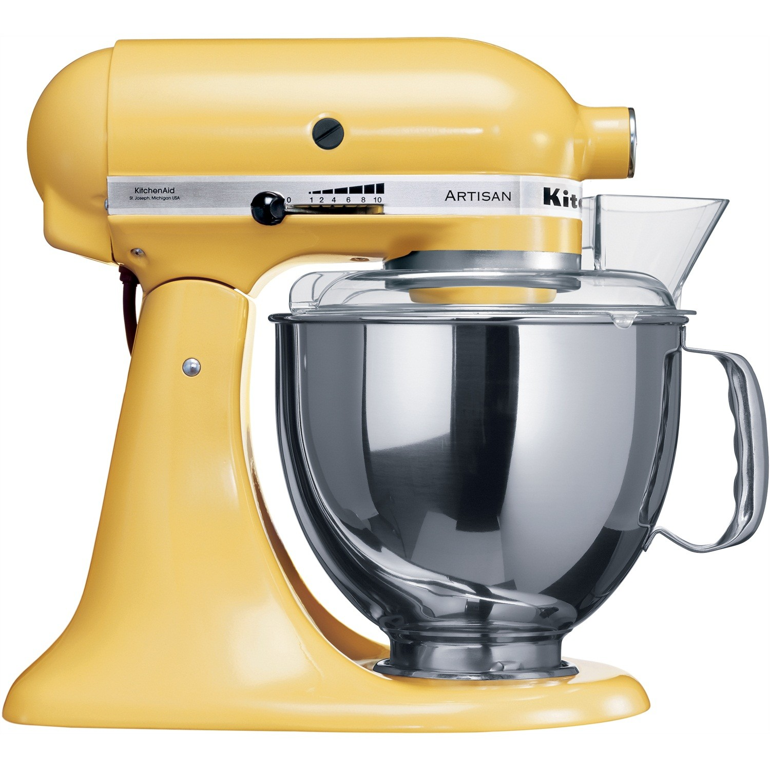 KitchenAid Artisan Mixer 5KSM150PS pastelgeel