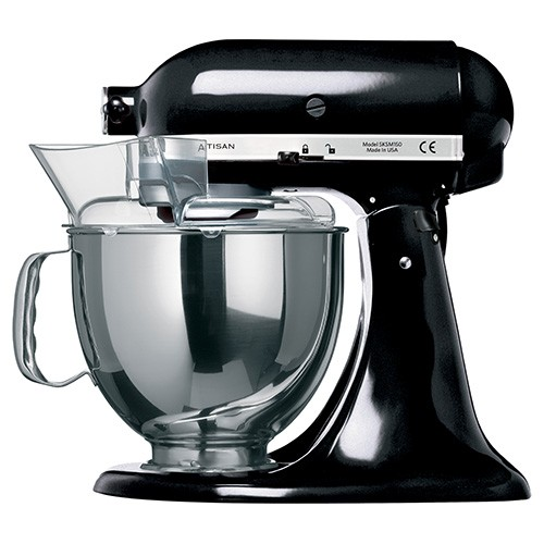 KitchenAid Artisan Mixer 5KSM150PS zwart