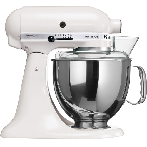 KitchenAid Artisan Mixer 5KSM150PS wit
