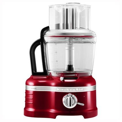 KitchenAid 4 ltr Artisan foodprocessor appelrood