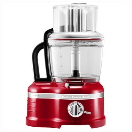 KitchenAid 4 ltr Artisan foodprocessor keizerrood