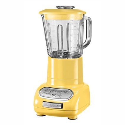 KitchenAid Artisan blender pastelgeel