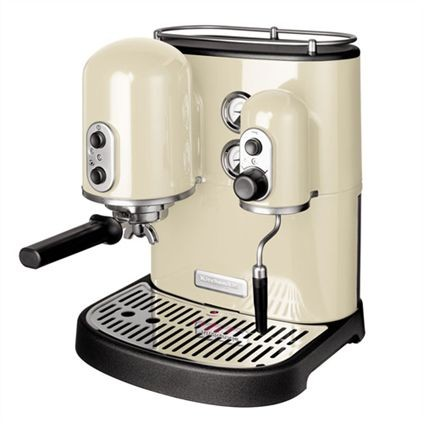 KitchenAid Espressomachine Artisan creme