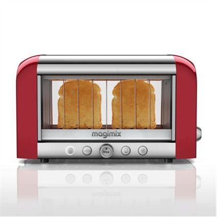 Magimix Vision toaster rood