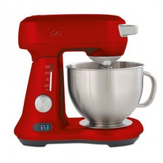 Solis standmixer Kitchen Queen Pro cranberry