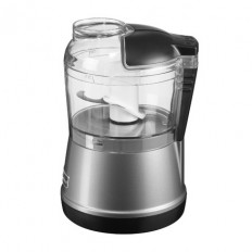 KitchenAid chopper contour zilver