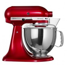 KitchenAid Artisan Mixer appelrood 5KSM150PS