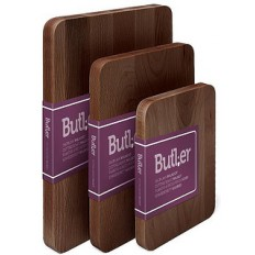 Butler Snijplank 450*350*30 mm Walnoot