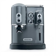 KitchenAid Espressomachine Artisan metaalgrijs