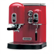 KitchenAid Espressomachine Artisan rood