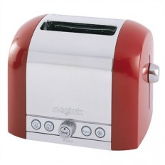 Magimix 2 slots Toaster Classic rood