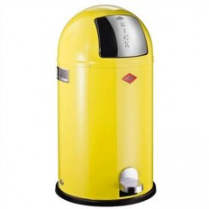 Wesco Kickboy 40 liter lemon yellow