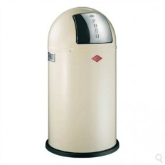 Wesco Pushboy 50 liter amandel
