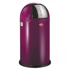 Wesco Pushboy 50 liter blackberry purple