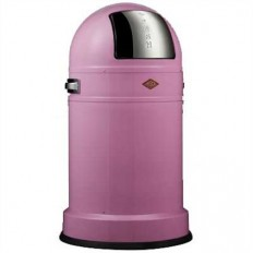 Wesco Pushboy 50 liter classic line pink