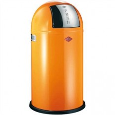 Wesco Pushboy 50 liter oranje
